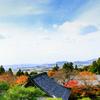 百済寺遠望台眺望