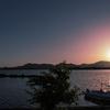 西の湖夕景~其の壱~