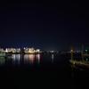 大津港夜景