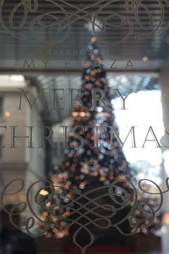 丸の内界隈 クリスマスツリー