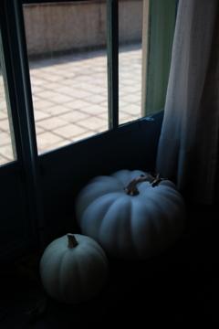 横浜山手西洋館・ハロウィン装飾