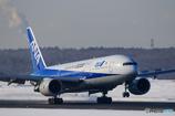 ANA777 Landing