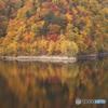 札幌湖の紅葉Ⅱ