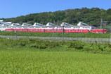 解体を待つ電車