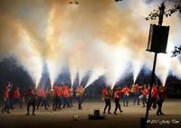 SONY ILCE-7で撮影した(手筒花火@富士開山祭 II)の写真(画像)