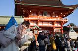 伏見稲荷神社とBG