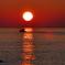 夕日の出航 2