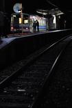 列車通過待ち合わせ