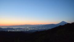 富士山と日本