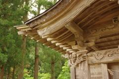 伊豆神社にて。