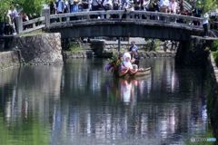 瀬戸の花嫁川船流し
