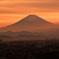 富士の夕景 ⑥