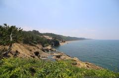 弁天島から芦原海岸