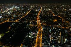 大都会・大阪1(大阪の展望台めぐりより)