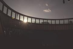 空中庭園(大阪の展望台めぐりより)