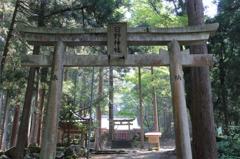 荒谷町日野神社