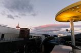 新年夕焼け雲