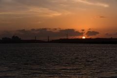 夕陽はサンセットブリッジには沈まない
