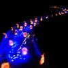 灯の回廊 えんむすび神社 川