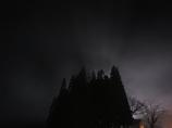 真夜中の光芒