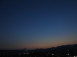 雲の無い日
