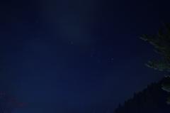 オリオン座流星群③