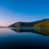 朝の田貫湖