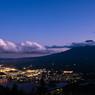 富士河口湖町の夜景 #1