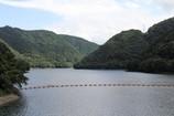 鱒渕ダム湖
