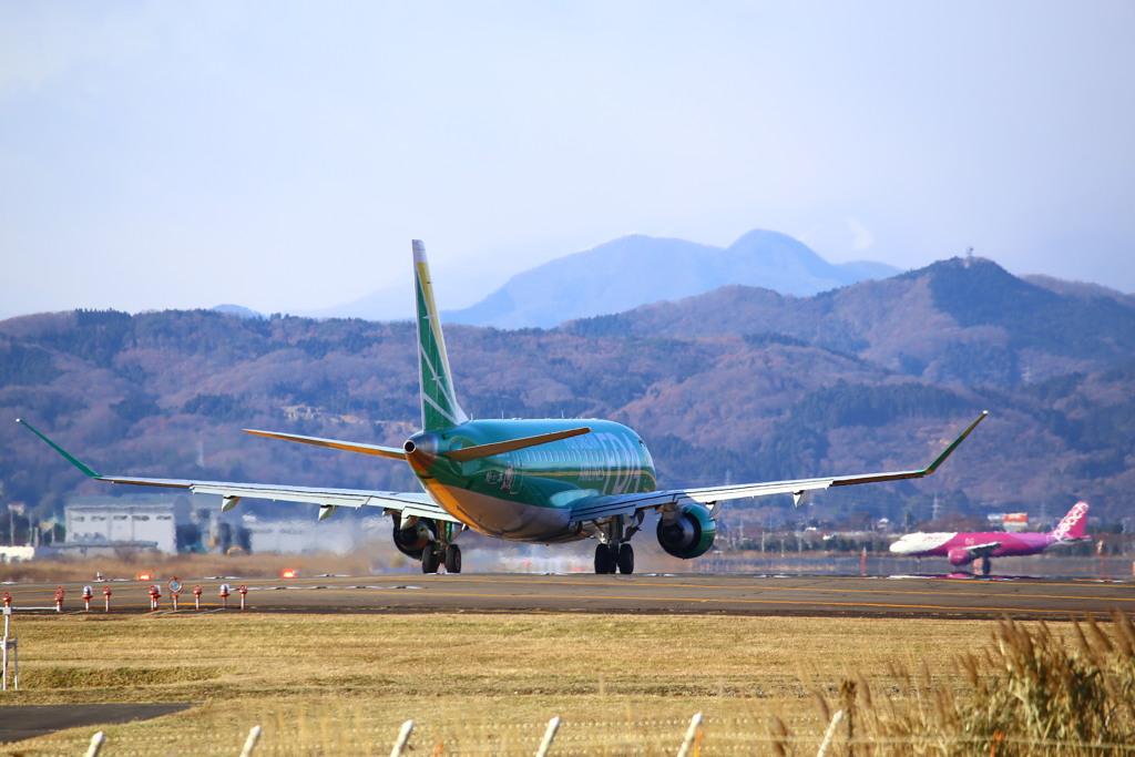 仙台空港FDA