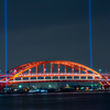 神戸大橋 特別演出照明