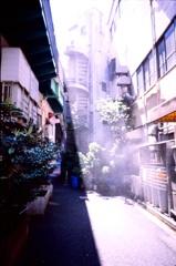 阿佐ヶ谷駅のガード下