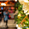 街はクリスマスモード…