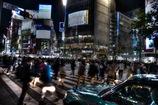 渋谷の夜の日常〜人びと
