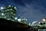 工場夜景*