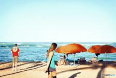 それぞれのビーチ