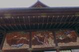 秩父神社の彫 刻①