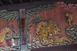 秩父神社の彫 刻③