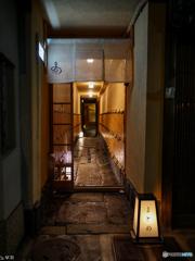 晩秋の夜 京都-1