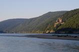 ライン川とラインシュタイン城