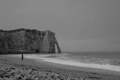 ある日の海岸