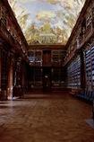 ストラホフ修道院 図書館