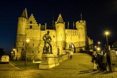 アントワープの城