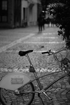 シティサイクルと街