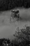 朝霧に身を潜めて