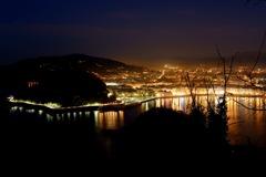 サンセバスチャン 夜景