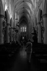 ブリュッセル サンミッシェル大聖堂