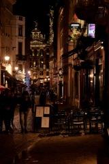 ブリュッセルの酒場