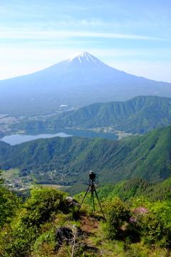 富士山を撮ろう!