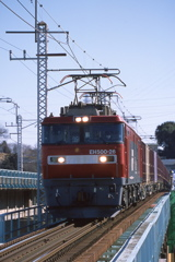 PROVIAで撮る EH500-26。